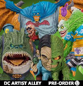 DC Artist Alley