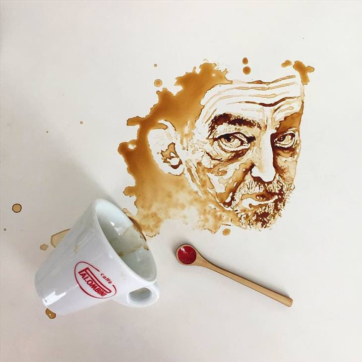 Amazing Coffee Art