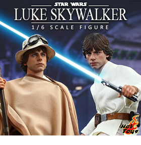 Star Wars Episode IV: A New Hope - 1/6 Luke Skywalker