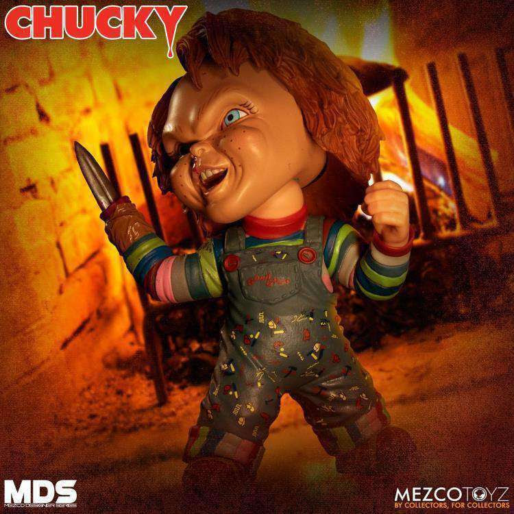 Image of Child's Play Mezco Designer Series Chucky (Deluxe)