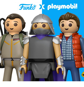 NEW FUNKO PLAYMOBIL