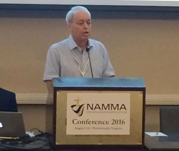 North American Marine Environment Protection Association NAMEPA NAMMA 2016 Clay Maitland Seafarer