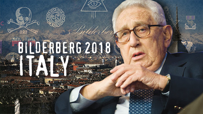 Bilderberg Announcement