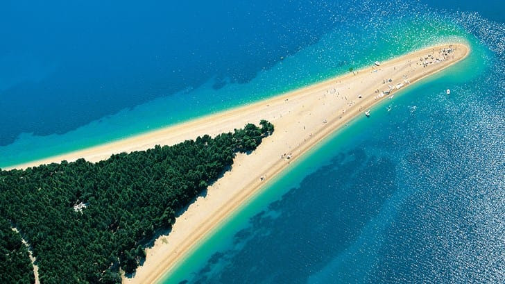 Image result for zlatni rat