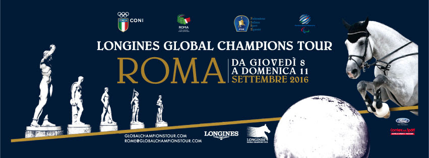 longines global champions tour roma 2016