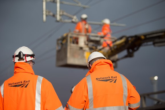 First section of Stirling-Dunblane-Alloa electrification set to go live