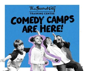 ComedyCamp Big Box