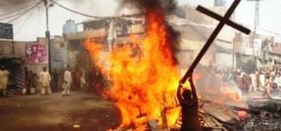 Zabili 9 chrześcijan w święta Bożego Narodzenia