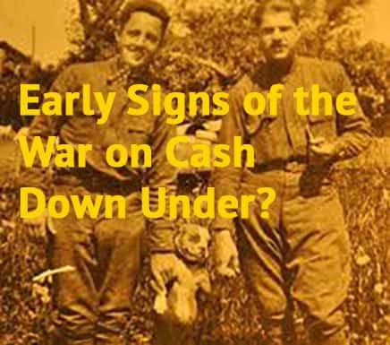 War on Cash Down Under
