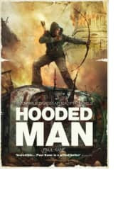 Hooded Man by Paul Kane
