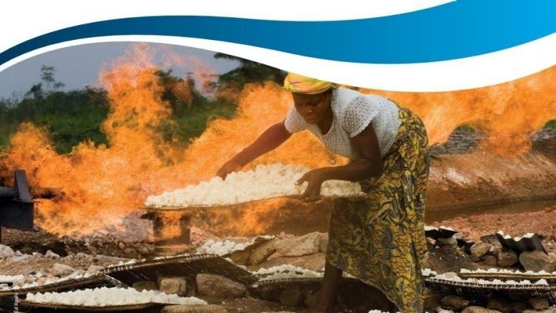 Informe sobre quema de gas.