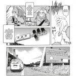 """Extrait du manga """"Au coeur de Fukushima"""" par Kazuto Tatsuta. (ICHI EFU / Copyright : Kazuto Tatsuta / Kodansha Ltd)"""