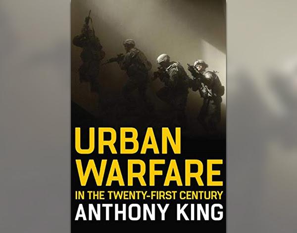 Urban Warfare book cover