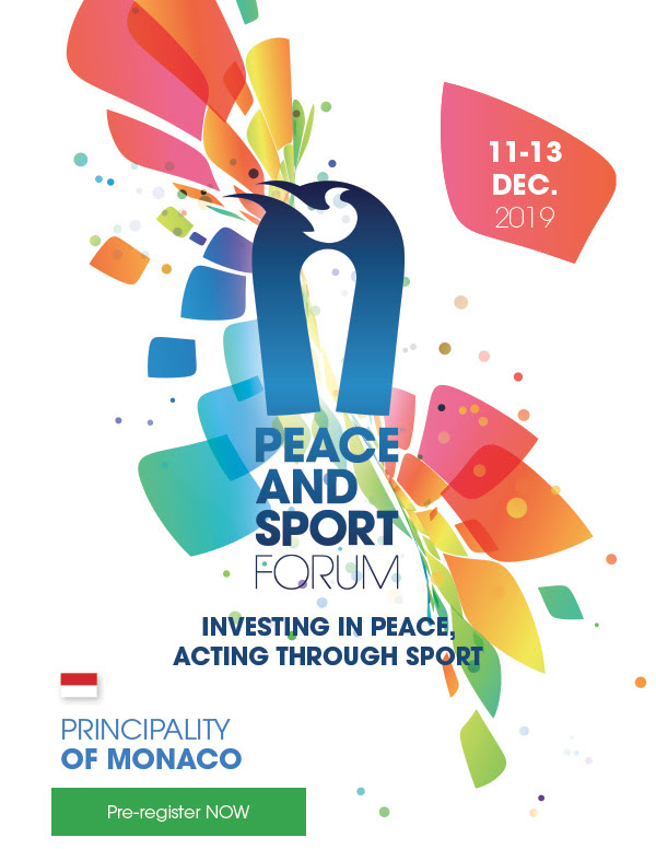 INVESTING IN PEACE ACTING THROUGH SPORT