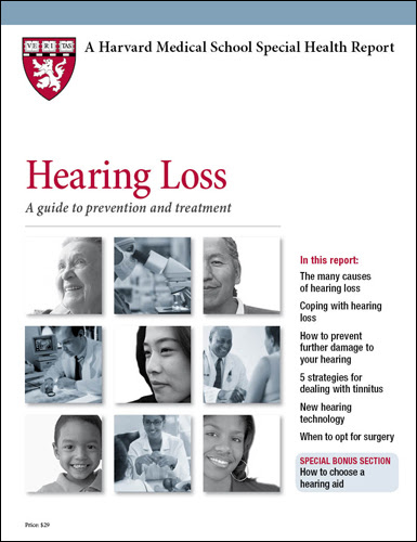 Product Page - Hearing Loss