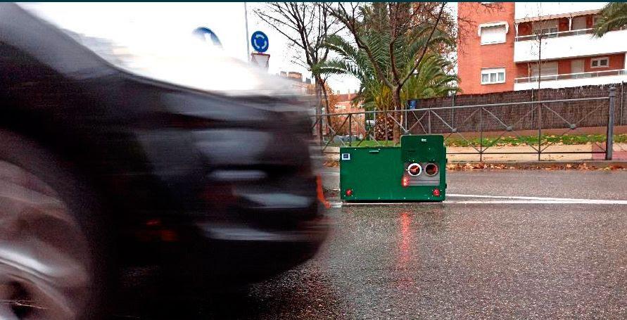 Medición de emisiones de vehículos
