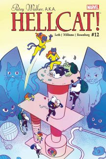 Patsy Walker, A.K.A. Hellcat! #12