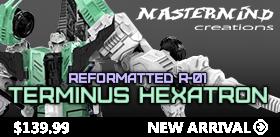 REFORMATTED R-01 TERMINUS HEXATRON