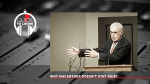 John MacArthur Is No Stranger to Controversy