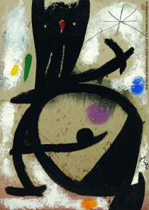 JOAN MIRO'. Materialità e Metamorfosi