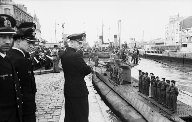 The Capture of U-94