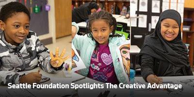 Seattle Foundation Spotlights Creative Advantage