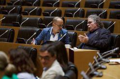 La cúpula del PDeCAT y la mayoría de sus diputados en Madrid presionan para aprobar los Presupuestos de Sánchez