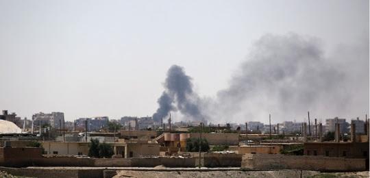 Raqqa syrie