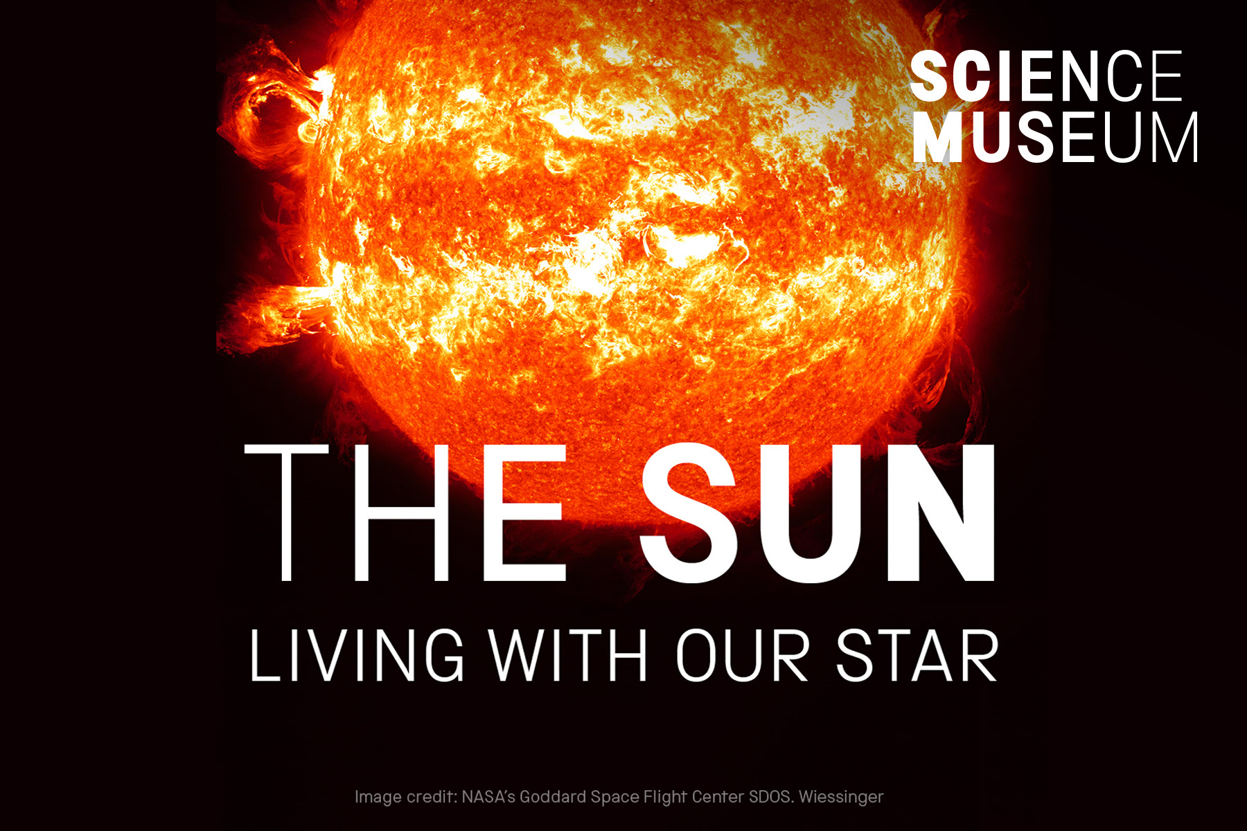 The Sun: Living With Our Star image