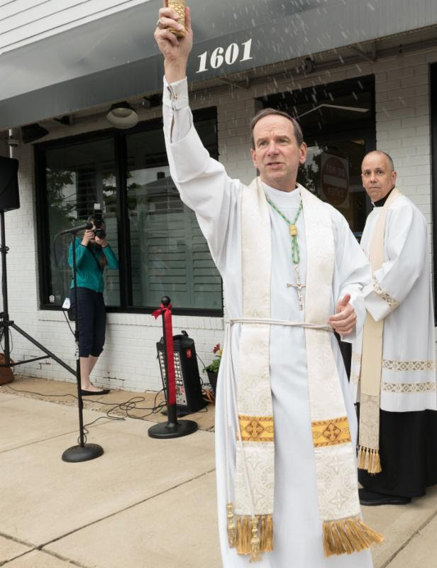 Bishop Blessing