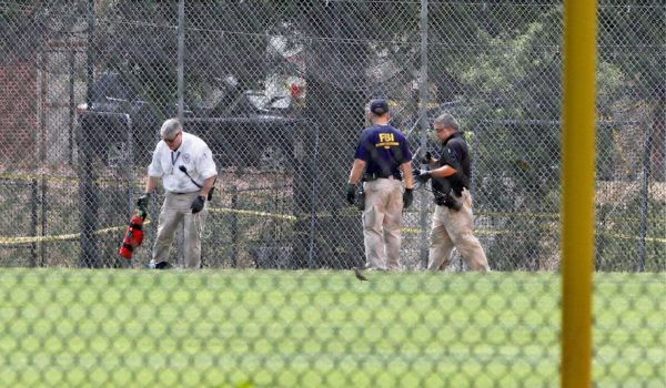 Lawmakers Shaken by Ballpark Shooting Demand Right to Carry Guns