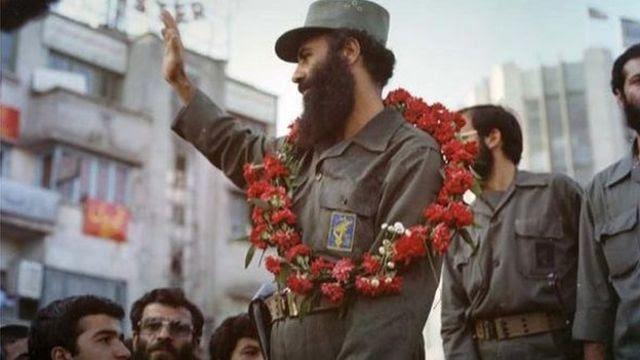 گفته میشود ارتباط جمهوری اسلامی با جبهه شرق نخست در دوران فرماندهی ابوشریف (عباس آقا زمانی) بر سپاه برقرار میشود