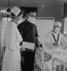 Navy medical 1918 flu