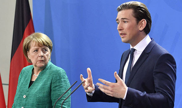 sebastian kurz plans to lead austria out of the globalist european union