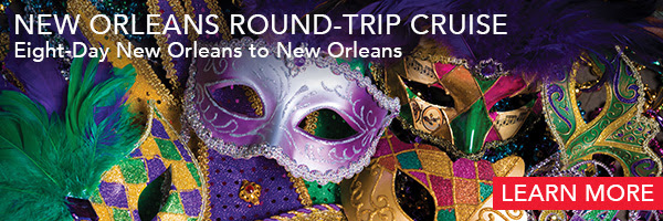 New Orleans to New Orleans Cruise