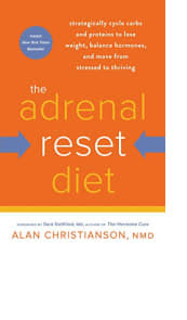 The Adrenal Reset Diet by Alan Christianson