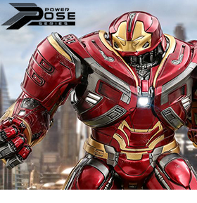 INFINITY WAR PPS005 HULKBUSTER 1/6TH SCALE COLLECTIBLE FIGURE