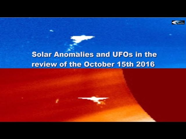UFO News ~ Rectangle UFO Seen Near Earths Sun plus MORE Sddefault
