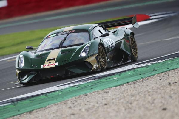 Australian supercar Brabham BT62