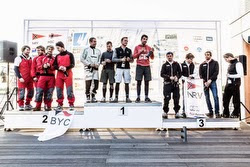 J/70 German Sailing League winners- Deutsche Segel-Bundesliga