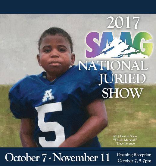 SAAG National Juried Art Show