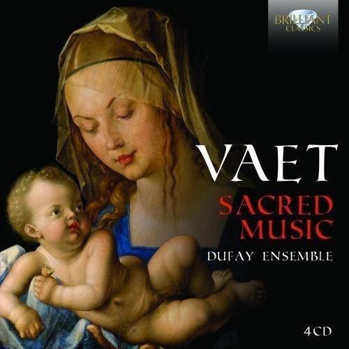 Jacobus Vaet: Sacred Music