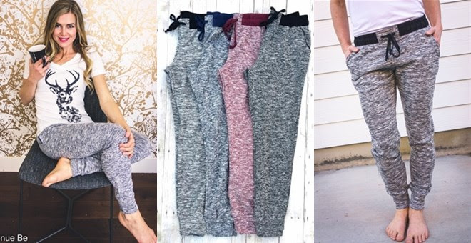 Favorite Joggers with Pockets.
