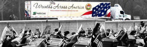 Wreaths Across America Announces the 2017 Escort to Arlington Event Itinerary