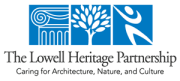 Lowell Heritage Partnership Logo