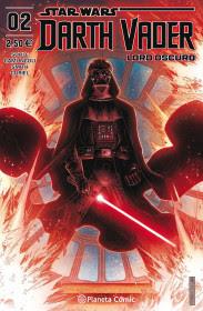 Star Wars Darth Vader Lord Oscuro nº 02
