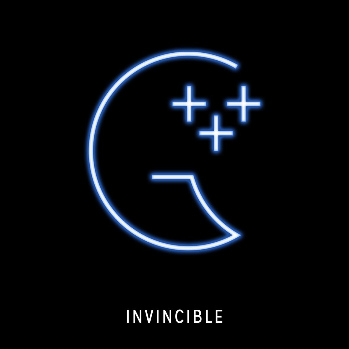 Invincible Art PNG