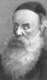 Portrait of Alter Rebbe