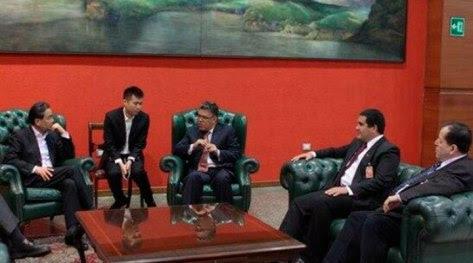 Ministro de Relaciones Exteriores de la República Popular China, Wang Yi