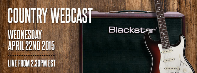 Blackstar Country Webcast
